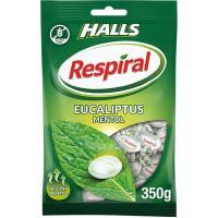Caramelo mentolado balsàmico RESPIRAL, bolsa 350 g