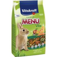 Menú para conejos enanos VITAKRAFT, saco 3 kg