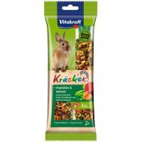 Barritas de verduras para conejos enanos VITAKRAFT, pack 1 unid.