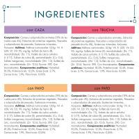 Gelatina para gato GOURMET Perle, pack 4x85 g