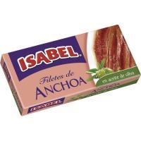 Anchoa en aceite de oliva ISABEL, lata 30 g