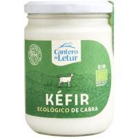 Kefir ecológico de cabra CANTERO DE LETUR, frasco 420 g