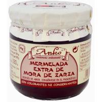 Mermelada zarzamora ANKO, frasco 330 g