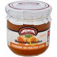 Mermelada dietética de albaricoque ANKO, frasco 320 g
