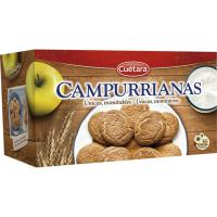 Galleta Campurriana CUÉTARA, caja 800 g