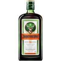 Licor JAGERMEISTER, botella 70 cl