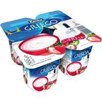 Yogur Griego de fresca KAIKU, pack 4x125 g