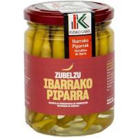 Guindilla de Ibarra Eusko Label ZUBELZU, frasco 155 g