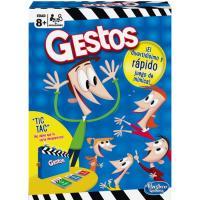 Juego Gestos,edad rec:+8 años HASBRO GAMING