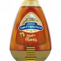 Miel panal % goteo GRANJA SAN FRANCISCO, dosificador 425 g