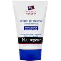 Crema de manos sin perfume NEUTROGENA, tubo 50 ml