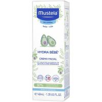Hydra bebé para cara MUSTELA, tubo 40 ml