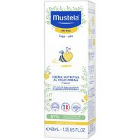 Crema facial MUSTELA Cold Cream, tubo 40 ml