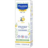 Crema facial MUSTELA Cold Cream, tubo 40 ml