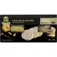 Foie Mi Cuit-pan de pasas MARTIKO, caja 125 g