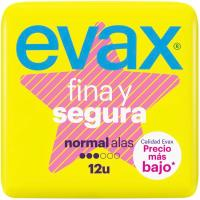 Compresa con alas EVAX F&S, paquete 12 unid.