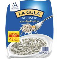 La gula del norte fresca ANGULAS AGUINAGA, pack 2x225 g