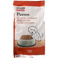 Alimento completo para perro EROSKI basic, saco 10 kg