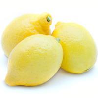 Limón al peso, compra mínima 1 UNIDAD, aprox. 180 g