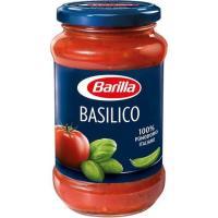 Salsa basilico BARILLA, frasco 400 g
