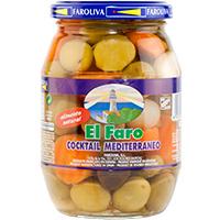 Cocktail Mediterráneo FARO, frasco 200 g