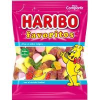 Favoritos de azúcar HARIBO, bolsa 150 g