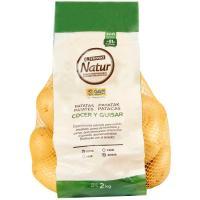 Patata nueva para guisar EROSKI Natur, malla 2 kg