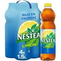 Té al limón NESTEA, pack 4x1,5 litros