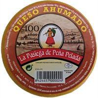 Queso ahumado mini LA PASIEGA, pieza 550 g
