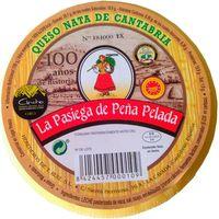 Queso nata mini D.O. LA PASIEGA, pieza 550 g