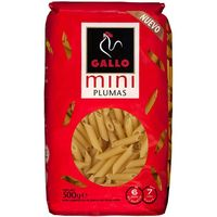Mini plumas GALLO, paquete 500 g
