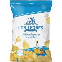 Patatas fritas LOS LEONES, bolsa 140 g