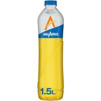 Bebida isotón. de naranja s/ azúcar AQUARIUS, botella 1,5 litros