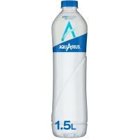 Bebida isotóna zero limón s/ azúcar AQUARIUS, botella 1,5 litro