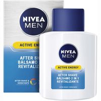 Balsamo revitalizante Skin Energy NIVEA MEN, frasco 100 ml
