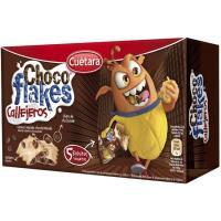Chocoflakes CUÉTARA, caja 250 g