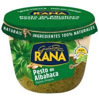 Salsa Pesto verde RANA, tarrina 140 g