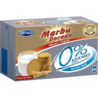 Galleta Marbú 0% azúcar ARTIACH, caja 400 g