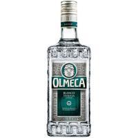 Tequila Blanco OLMECA, botella 70 cl
