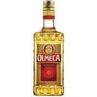 Tequila Reposado Dorado OLMECA, botella 70 cl