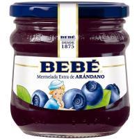 Mermelada de arándanos BEBE, frasco 340 g