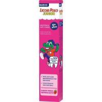 Dentífrico infantil 6-12 años fresa LICOR DEL POLO, tubo 75 ml