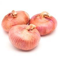Cebolla roja, al peso, compra mínima 1 kg