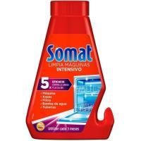 Limpia máquina lavavajillas SOMAT, botella 250 ml
