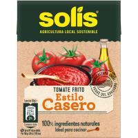 Tomate frito casero SOLIS, brik 350 g