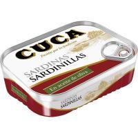 Sardinilla en aceite de oliva CUCA, lata 115 g