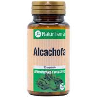 Alcachofa en cápsulas NATUR TIERRA, caja 80 uds.