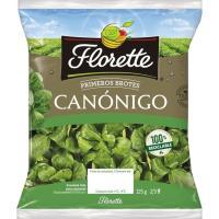 Primeros brotes Canónigos FLORETTE, bolsa 125 g