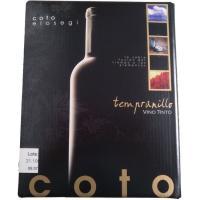 Vino Tinto COTO ELOSEGI, garrafa 3 litros