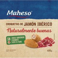 Croquetas ibéricas MAHESO, caja 400 g